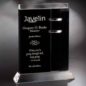 Loft Black Crystal Award
