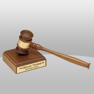 Small Walnut Gavel