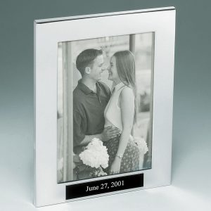 Various Sized Silver Picture Frame