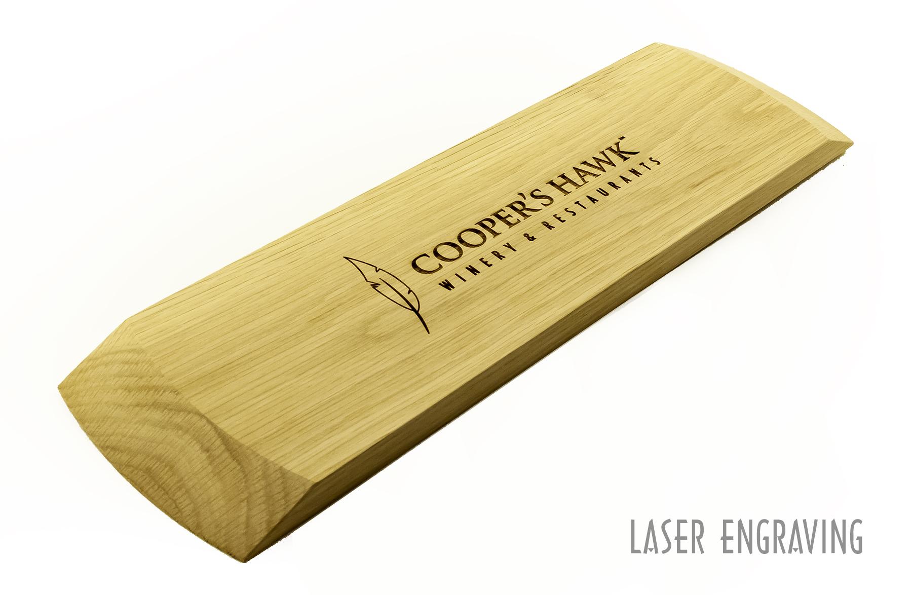Wood Board Laser Engraving
